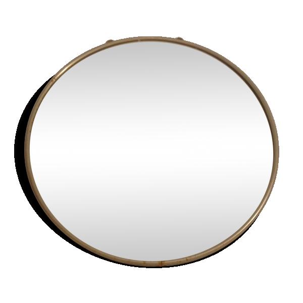 miroir de barbier verre et cristal gris bon tat vintage bf0e847639f83723b8c64fa8396e7009. Black Bedroom Furniture Sets. Home Design Ideas
