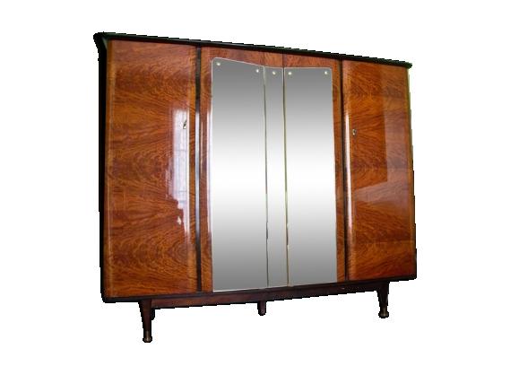 armoire ann es 50. Black Bedroom Furniture Sets. Home Design Ideas