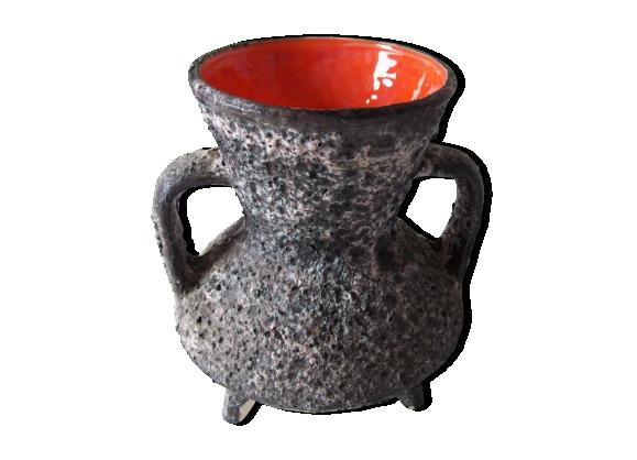 Vase céramique années 50-60