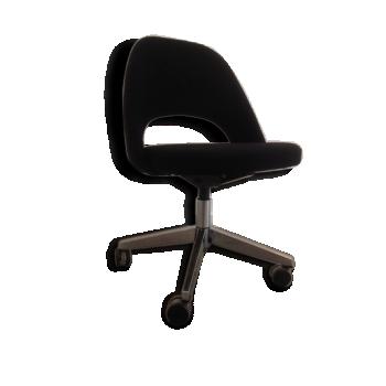 """Chaise de bureau """"Conférence"""" par E. Saarinen"""