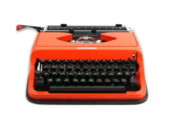 Machine à écrire underwood 130