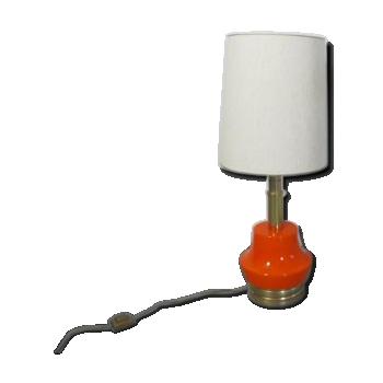 Lampe en verre ou cristal vintage d 39 occasion - Lampe vintage occasion ...