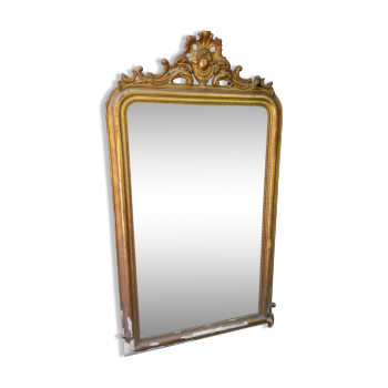 Miroirs vintage d 39 occasion for Miroir xviii