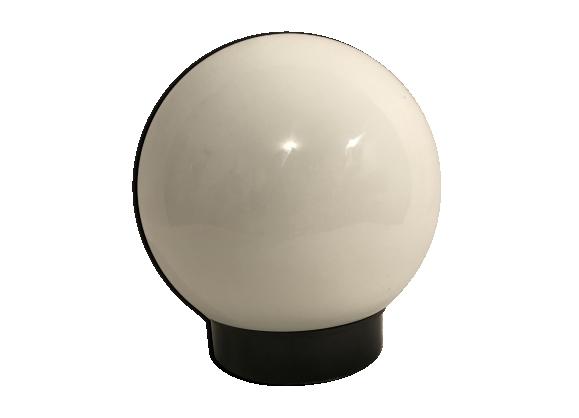 plafonnier boule en opaline blanche product main Résultat Supérieur 15 Frais Plafonnier Boule Galerie 2017 Hiw6