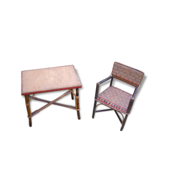 Chaise chaise haute for Table et chaise petite fille