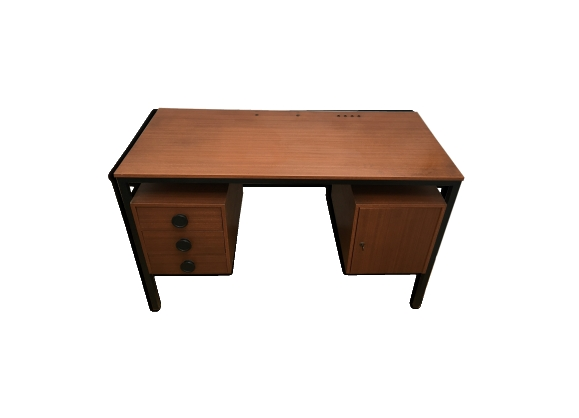 Bureau vintage bois latest bureau style vintage medium size of