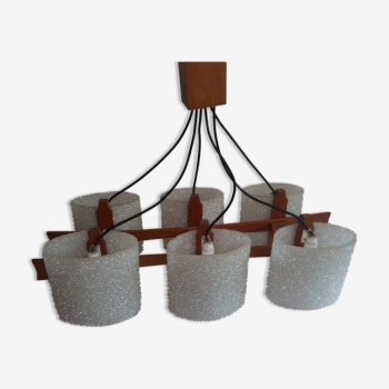 lustre vintage d 39 occasion. Black Bedroom Furniture Sets. Home Design Ideas