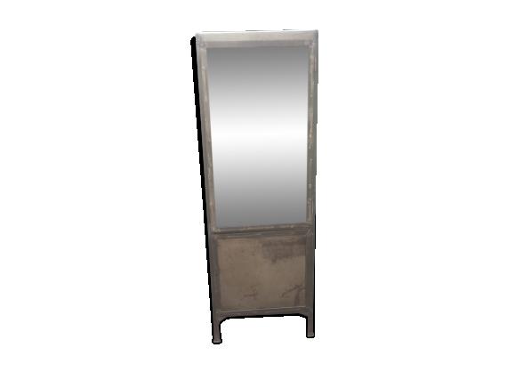 vitrine industriel fer noir bon tat industriel abd18fe5c5af3631b200855e16beefdf. Black Bedroom Furniture Sets. Home Design Ideas