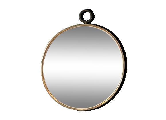 3 entr es plagier for Miroir rond entree