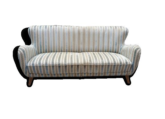 Canapé sofa années 50 60 Organic sculptural