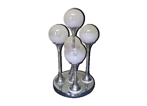 Lampe de bureau 'Bubbles' par Goffredo Reggiani 1960s