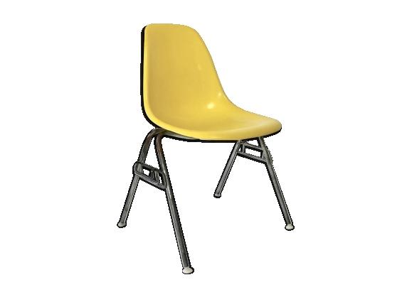 Chaise DSS par Charles et Ray Eames pour Herman Miller