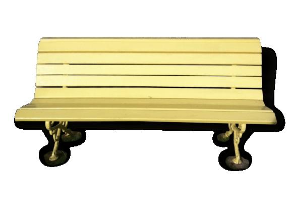 banc ancien achat vente de banc pas cher. Black Bedroom Furniture Sets. Home Design Ideas