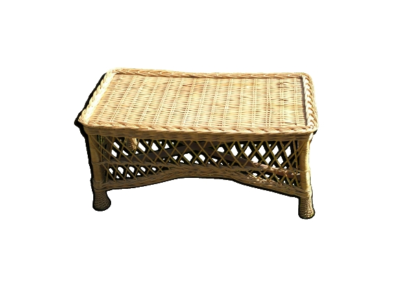 meuble osier rotin. Black Bedroom Furniture Sets. Home Design Ideas