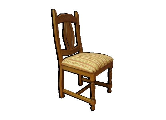 chaise anglaise des annes 70 - Chaise Annee 70