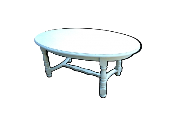 Table ovale provencale