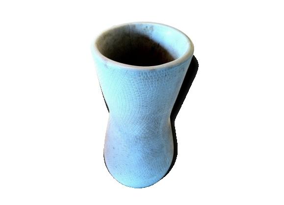 Vase marbre