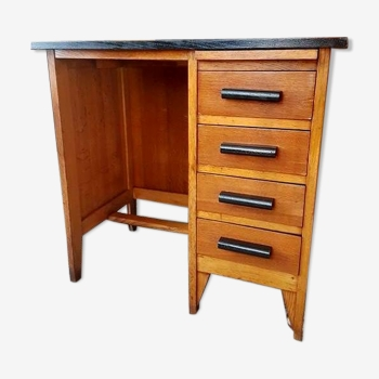 bureau secr taire coiffeuse vintage d 39 occasion. Black Bedroom Furniture Sets. Home Design Ideas