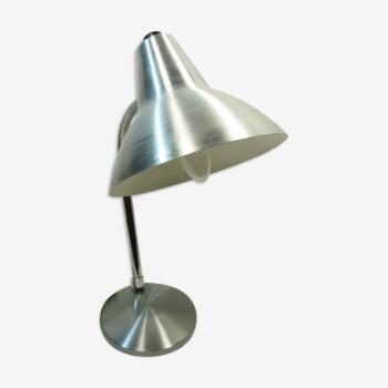 Lampe de couleur argent e vintage d 39 occasion for Lampes de chevet anciennes