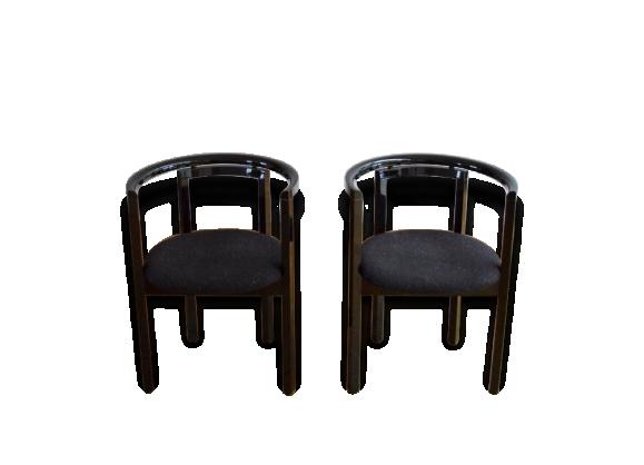 Deux chaises Artifort par Geoffrey Harcourt 1984