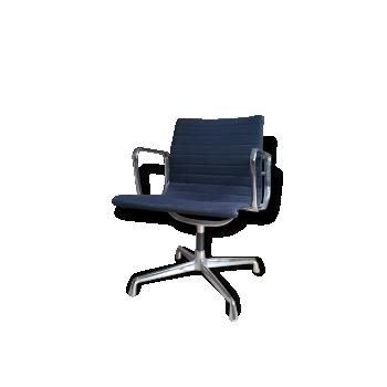 Fauteuil de bureau Vitra - Aluminium Group EA 108 Aluminium Chair