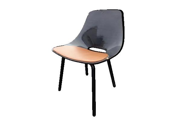 Chaise tonneau with chaise tonneau latest galette de chaise simili cuir unique chaise tonneau - Galette de chaise simili cuir ...
