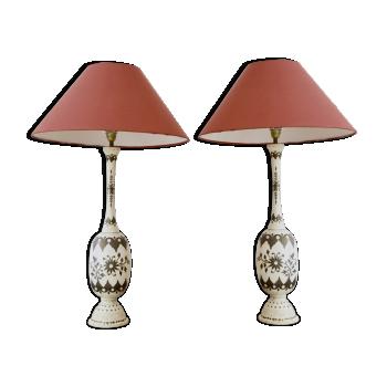 lampadaire suspension applique vintage d 39 occasion. Black Bedroom Furniture Sets. Home Design Ideas