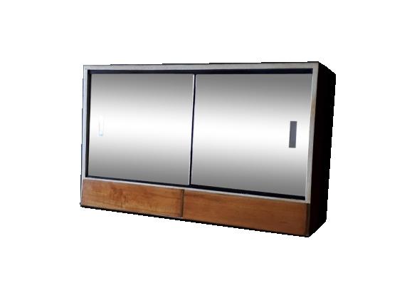 Rangement armoire toilette - Armoire de toilette vintage ...