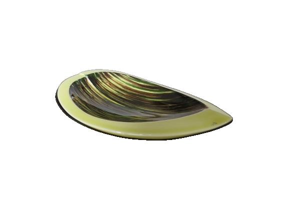 Vide poche céramique St Clement forme libre années 50/60