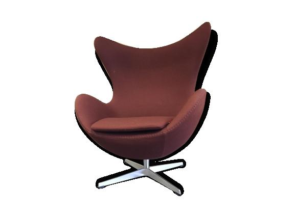 fauteuil egg achat vente de fauteuil pas cher. Black Bedroom Furniture Sets. Home Design Ideas