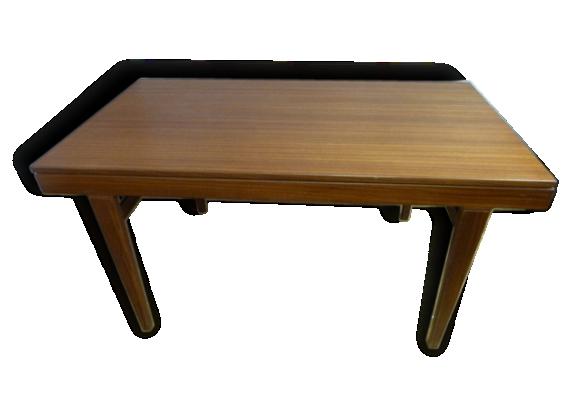 Table scandinave teck 60'