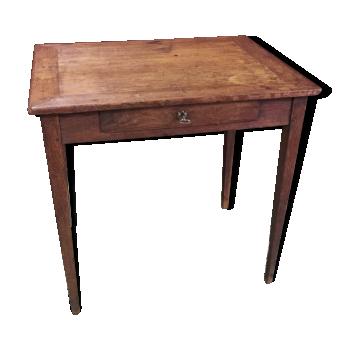 Table de salle manger vintage d 39 occasion for Bureau xixeme