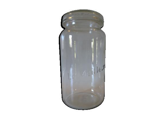 Bocal 2l le meilleur verre et cristal transparent - Bureau transparent verre ...