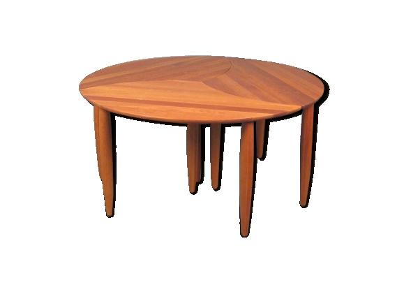 table modulable achat vente de table pas cher. Black Bedroom Furniture Sets. Home Design Ideas