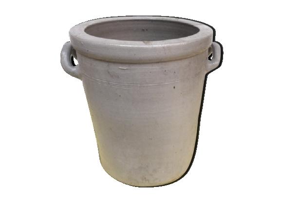 Pot ancien en céramique