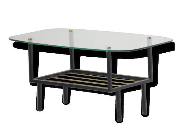 Table Ovale Verre