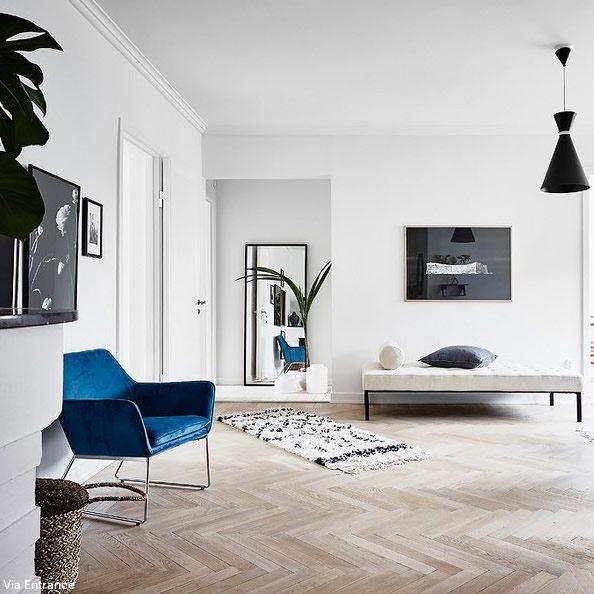 50 nuances de fauteuils bleus