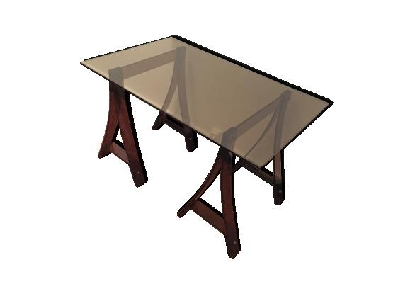 Table sur tréteaux Michel Dumas