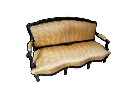 Canapé de style Louis XV