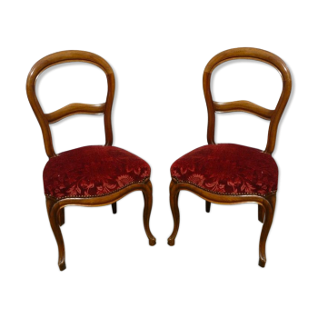 Chaise design industrielle scandinave vintage d 39 occasion for Chaise louis philippe ancienne