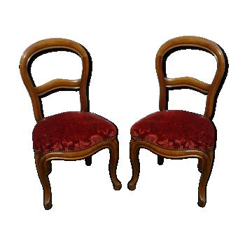 chaise design industrielle scandinave vintage d 39 occasion. Black Bedroom Furniture Sets. Home Design Ideas