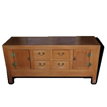 meuble de rangement style thnique d 39 occasion. Black Bedroom Furniture Sets. Home Design Ideas