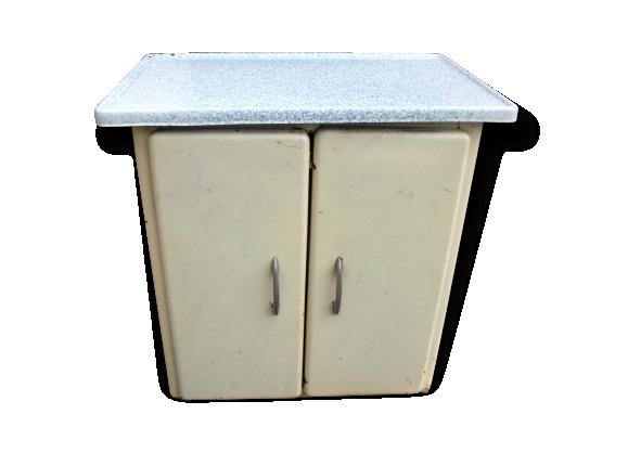 Meuble de cuisine retro peinture meuble de cuisine for Meuble de cuisine retro