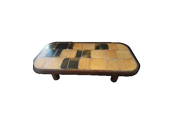 Table basse modèle Shogun de R.Capron