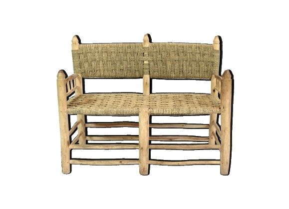 canap banquette bois. Black Bedroom Furniture Sets. Home Design Ideas