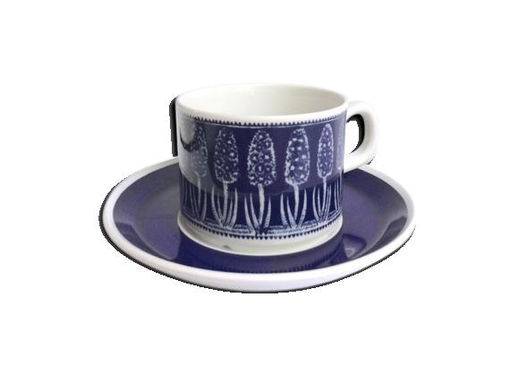 Tasse à thé Blå Hyacint par Arthur Percy