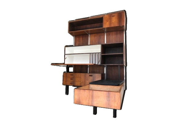 meuble biblioth que modulable. Black Bedroom Furniture Sets. Home Design Ideas