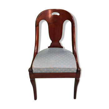 chaise style classique d 39 occasion. Black Bedroom Furniture Sets. Home Design Ideas