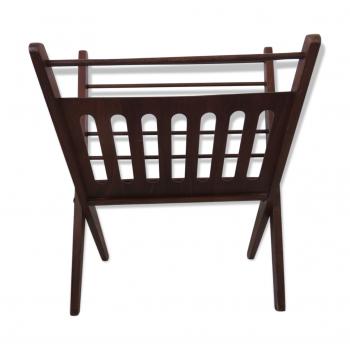 porte revues porte vinyles vintage d 39 occasion. Black Bedroom Furniture Sets. Home Design Ideas