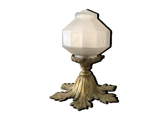 lampe art d co. Black Bedroom Furniture Sets. Home Design Ideas